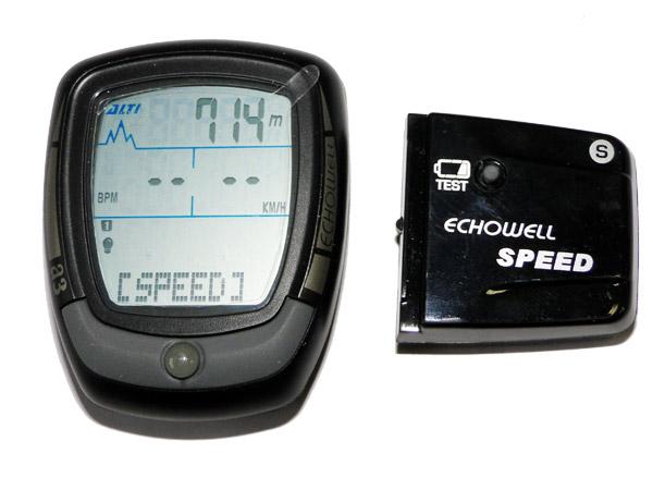 Ciclocomputador Echo A3 Echowell