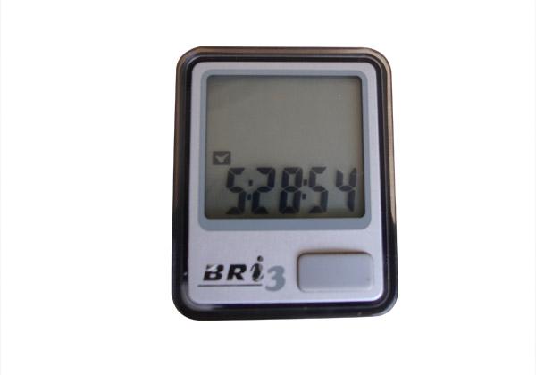 Ciclocomputador BRI 3